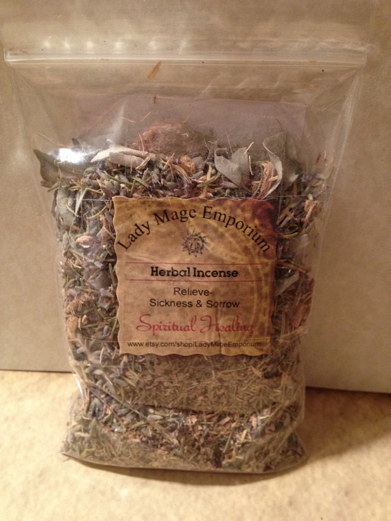 Spiritual Healing Herbal Blend Peace Amp Harmony Wicca